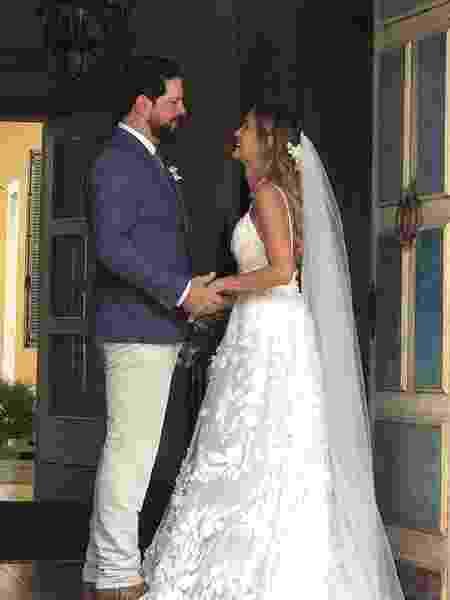 Cantor Sorocaba se casa com Biah Rodrigues no interior de São Paulo - Divulgação