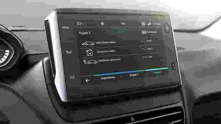 Multimídia traz tela tátil de 7 polegadas e compatibilidade com Android Auto e Apple CarPlay - Divulgação