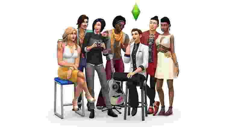 The Sims - Divulgação - Divulgação
