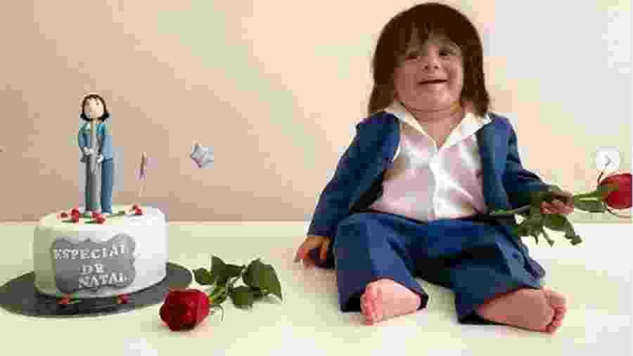 Leo de Assis Matte, o bebê fantasiado que está conquistando a internet  - Reprodução/Instragram