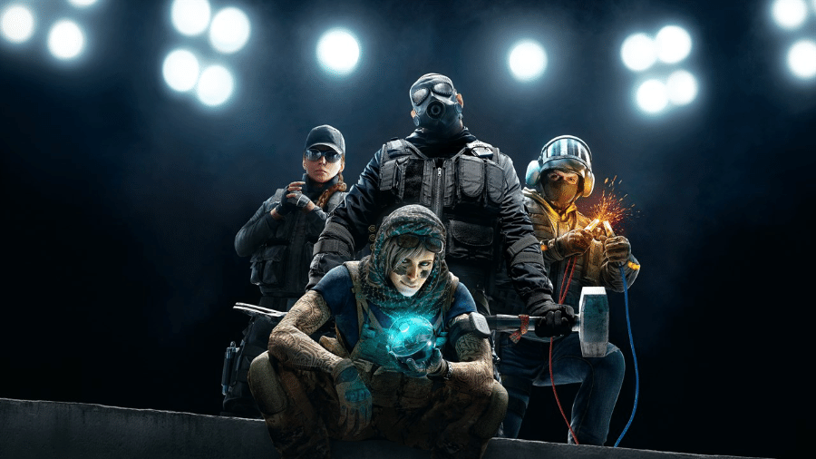 Rainbow Six Siege é um dos jogos multiplayer mais famosos quando o assunto é jogar com a galera - Divulgação/Ubisoft