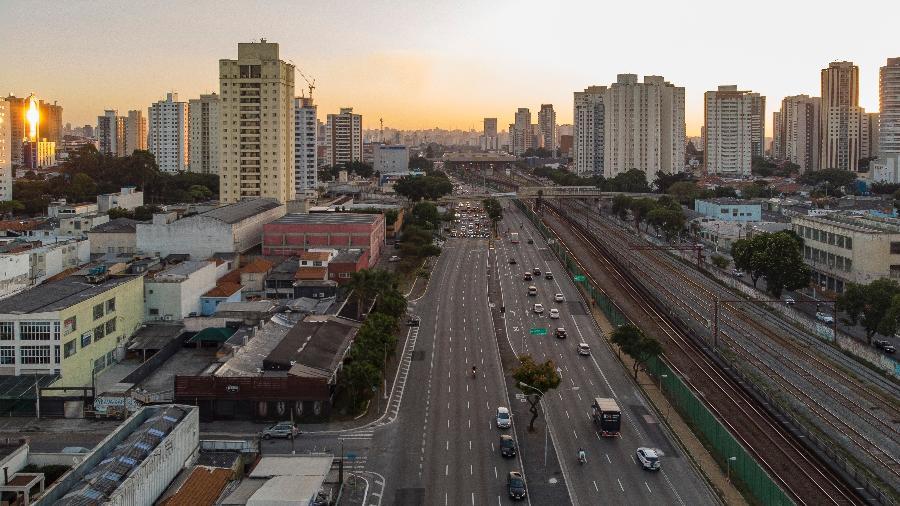 Rodízio de veículos em São Paulo,entre 20h e 5h, continua valendo - Paulo Lopes/BW Press/Estadão Conteúdo