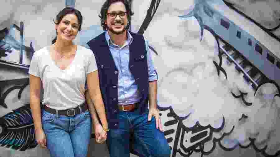 Josefina e Roney, em Malhação - Globo/Paulo Belote