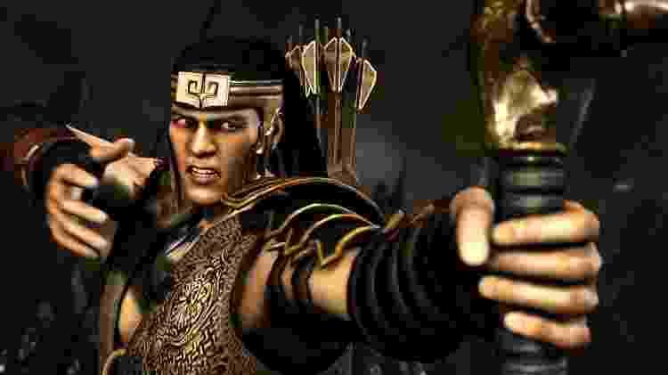 Mortal Kombat Kung Jin - Divulgação/Netherrealm - Divulgação/Netherrealm
