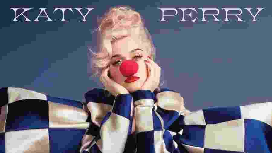 """Capa de """"Smile"""", novo álbum de Katy Perry - Divulgação"""