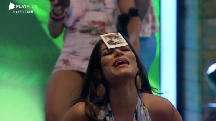A Fazenda 2020: Raissa Barbosa homenageou o affair Lucas Maciel após sua eliminação - Reprodução/Playplus - Reprodução/Playplus