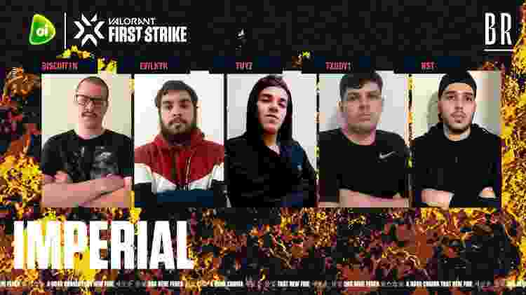 Imperial - First Strike Valorant - First Strike Valorant