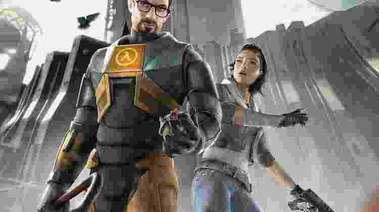 Half-Life 2 - Divulgação / Valve - Divulgação / Valve