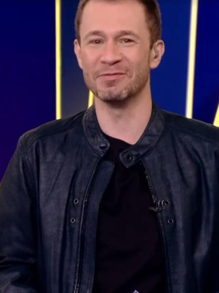 BBB 21: O apresentador Tiago Leifert  - Reprodução/Globoplay