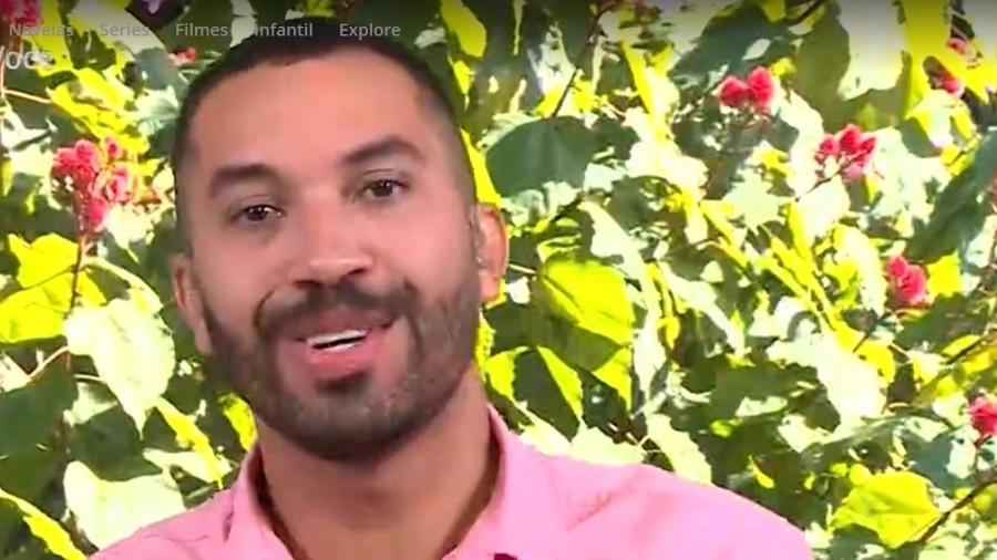 BBB 21: Gil conversa com Ana Maria Braga e incentiva busca pelos estudos - Reprodução/TV Globo