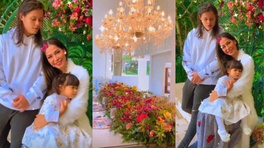 Mayra Cardi ganha surpresa de Dia das Mães - Reprodução Instagram