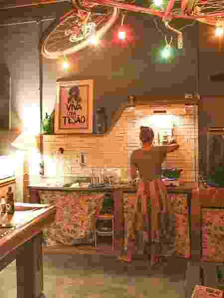 Cozinha do Diogenes Ibitipoca, em Minas Gerais - Felipe Mattos - Felipe Mattos