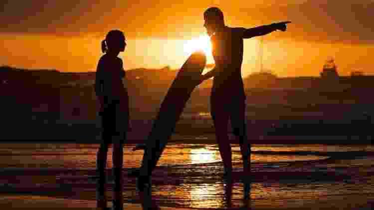 As praias da Costa Rica atraem turistas do mundo inteiro - Getty Images - Getty Images