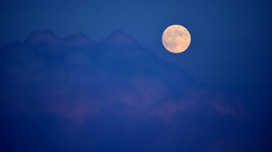 Lua cheia azul marca o final de semana. Veja previsões e como aproveitar - Jeffrey Eisen/Unsplash