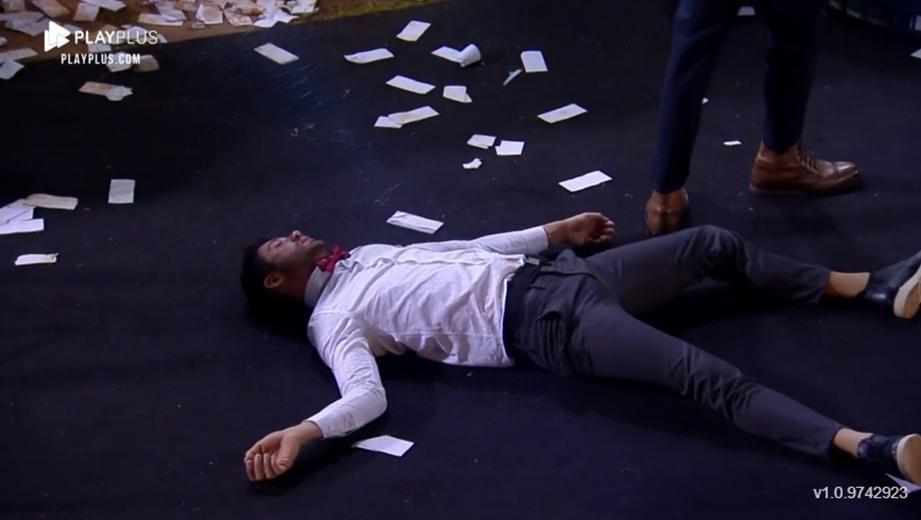 Farm 2021: Rico fell on the dance floor - Playback / Playplus