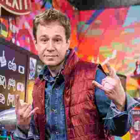 """Além do """"Zero1"""" e do """"The Voice"""", Tiago Leifert comandará o """"BBB17"""" - Divulgação/TV Globo - Divulgação/TV Globo"""