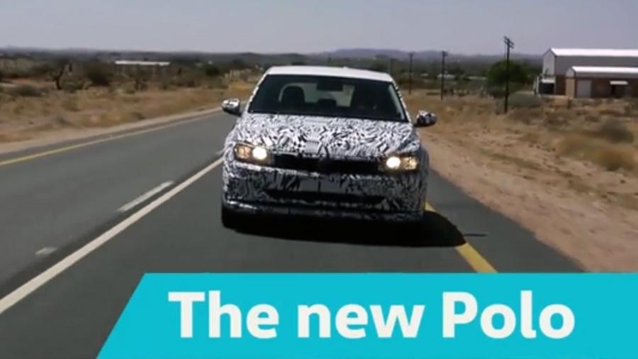 Teaser do Novo Polo: devagar se vai longe - Reprodução