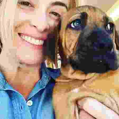 Angélica lamenta a morte de seu cachorro, Babbo - Reprodução/Instagram/angelicaksy - Reprodução/Instagram/angelicaksy
