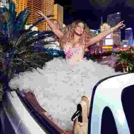 Ex-segurança está ameaçando processar Mariah Carey - Divulgação/ Paper Mag