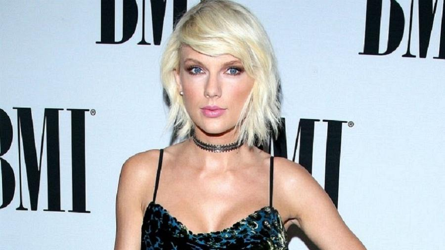 A cantora americana Taylor Swift - Mark Davis/Getty Images