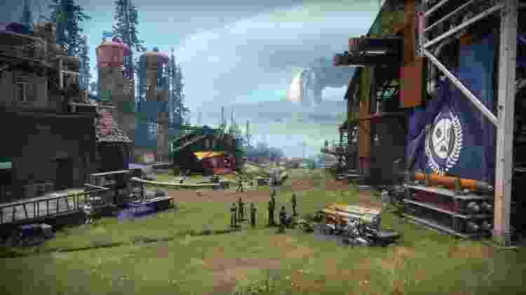 Destiny 2 - história - Reprodução - Reprodução