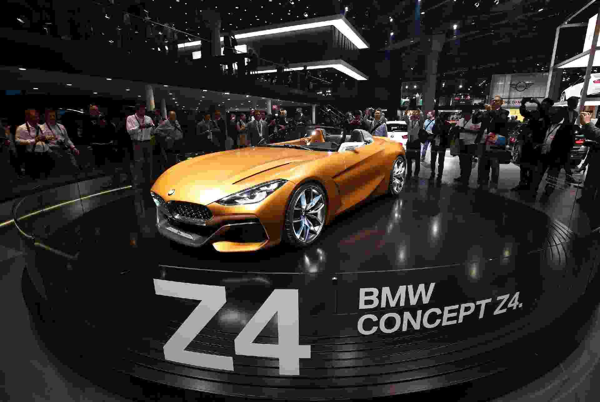BMW Z4 Concept - Newspress