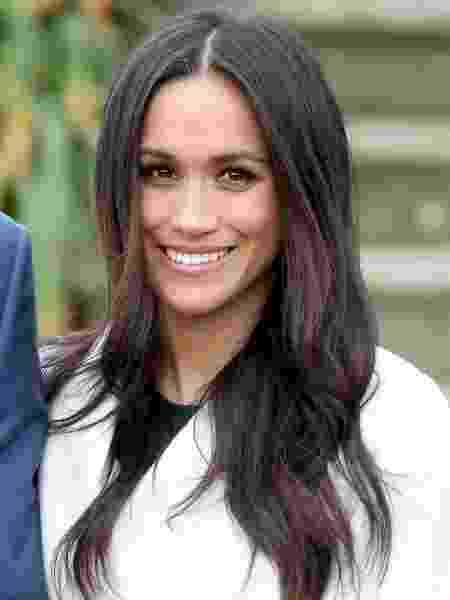 A atriz e futura mulher do príncipe Harry, Meghan Markle - Getty Images
