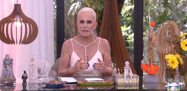 Ana Maria Braga se revolta contra matança de macacos e faz protesto na TV