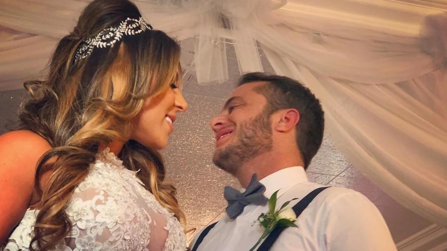 Thammy Miranda divulga foto do casamento com Andressa Ferreira - Reprodução/Instagram