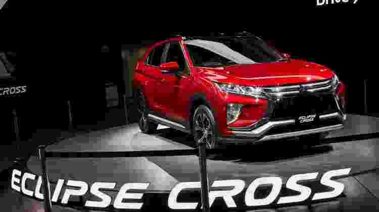 Mitsubishi Eclipse Cross - Newspress - Newspress