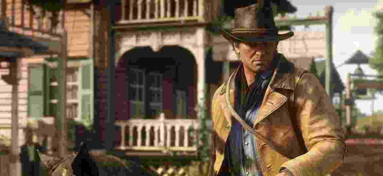 Red Dead Redemption 2 - Divulgação/Rockstar Games/The Telegraph
