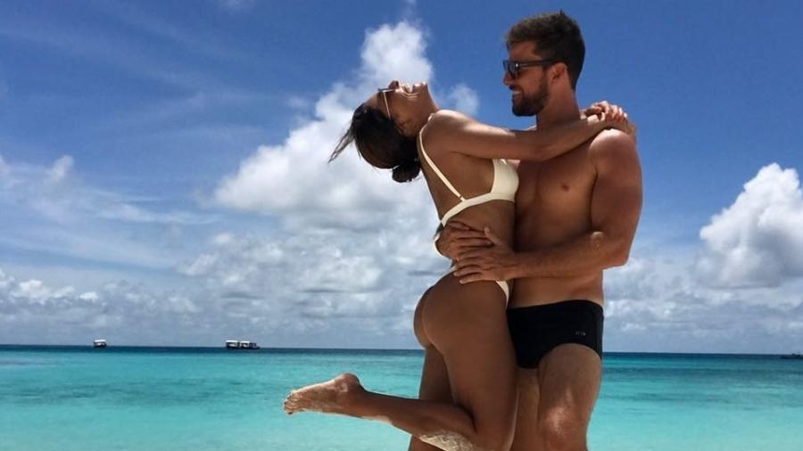 Juliana Paes e o marido - Reprodução/Instagram