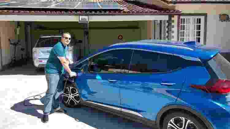 Chevrolet Bolt Souza 2 - Arquivo Pessoal - Arquivo Pessoal