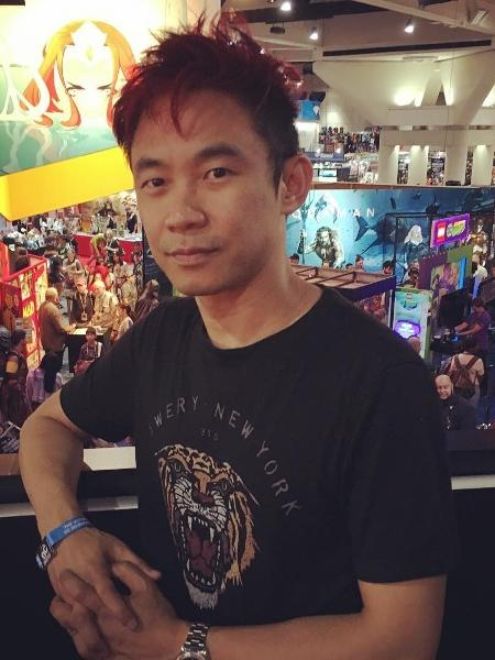 """James Wan é diretor de """"Aquaman"""" - Instagram/Reprodução"""