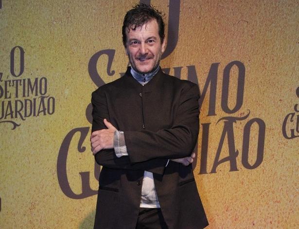 """Elenco participa do lançamento de """"O Sétimo Guardião"""""""