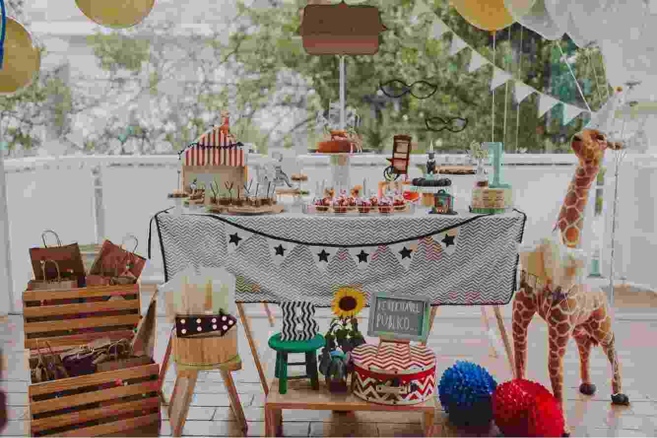Festas de aniversário estilo Pinterest - Festinhas