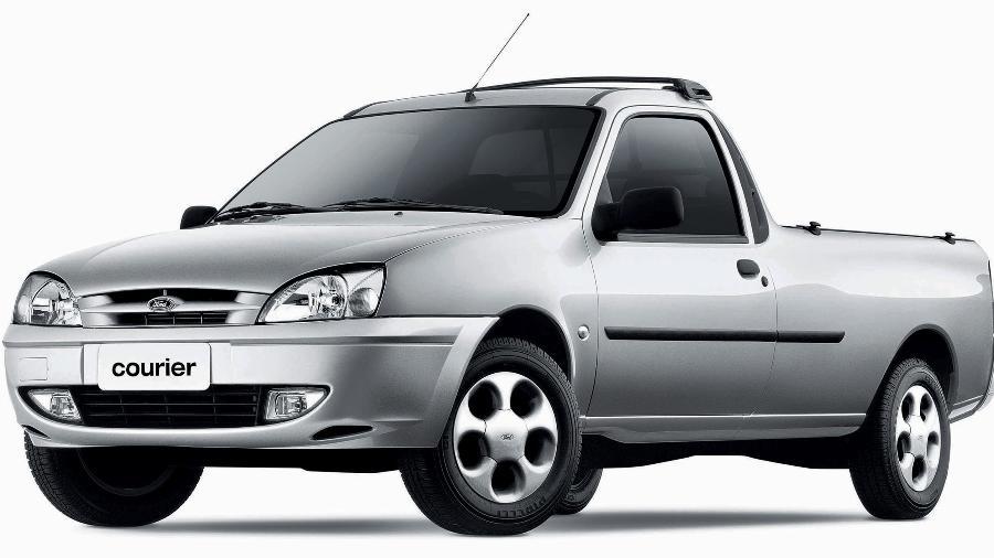 Ford Courier - Divulgação