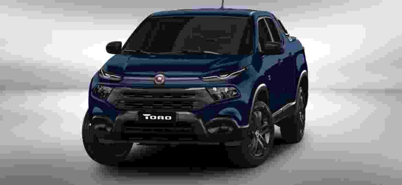 Fiat Toro 2020: imagem já havia sido divulgada, mas preços eram mantidos em segredo - Divulgação