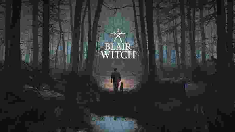 """Em """"Blair Witch"""", é você e seu cachorro contra uma floresta inteira - Divulgação"""
