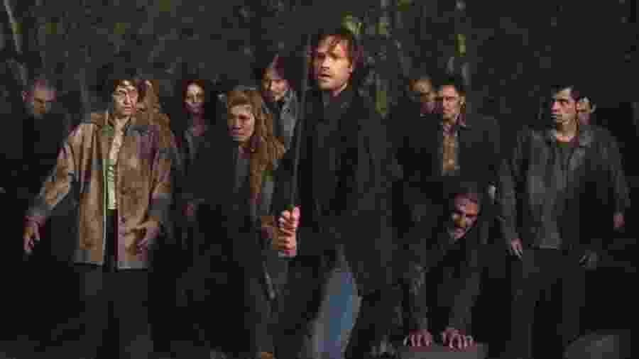 Sam encara uma hora de zumbis na última temporada de Supernatural - Divulgação