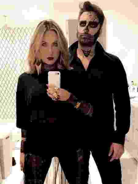 Claudia Leitte e o marido, Márcio Pedreira - Reprodução/ Instagram
