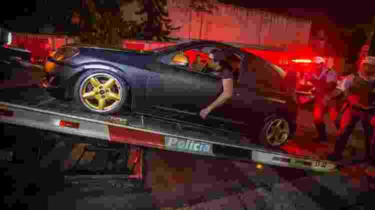Veículos com Rodas e pneus com diâmetro maior ou menor que o original podem ser apreendidos - Avener Prado/Folhapress