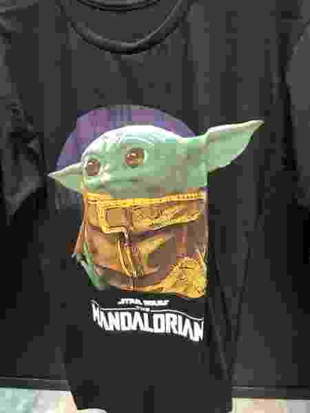 Camiseta Baby Yoda - Guilherme Machado/UOL - Guilherme Machado/UOL