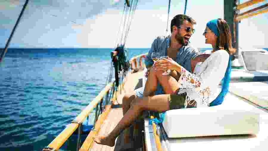 Empresas oferecem comodidades, luxo e experiências para viajantes em embarcações - iStock
