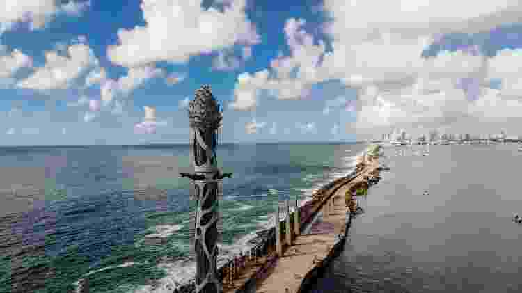 Parque das Esculturas - Andrea Rego Barros / Secretaria de turismo do Recife