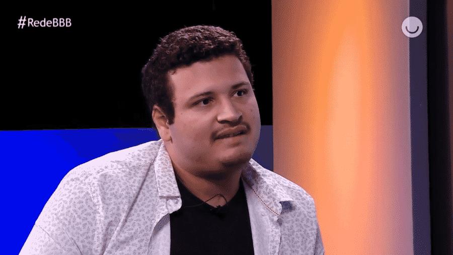 Victor Hugo, sétimo eliminado do BBB 20 - Reprodução/Globoplay