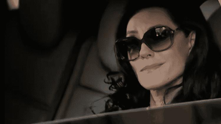 Tereza Cristina reaparece no final de 'Fina Estampa' - Reprodução/Globo