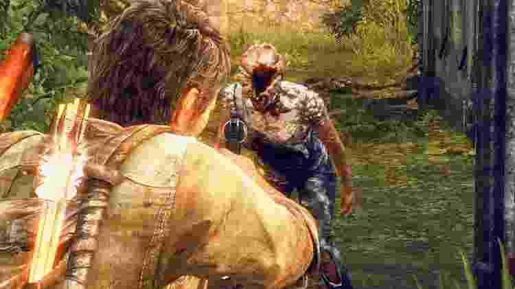 The Last of Us Estalador - Reprodução - Reprodução