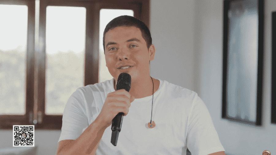 Wesley Safadão fará uma live hoje, com Xand Avião - Reprodução/YouTube
