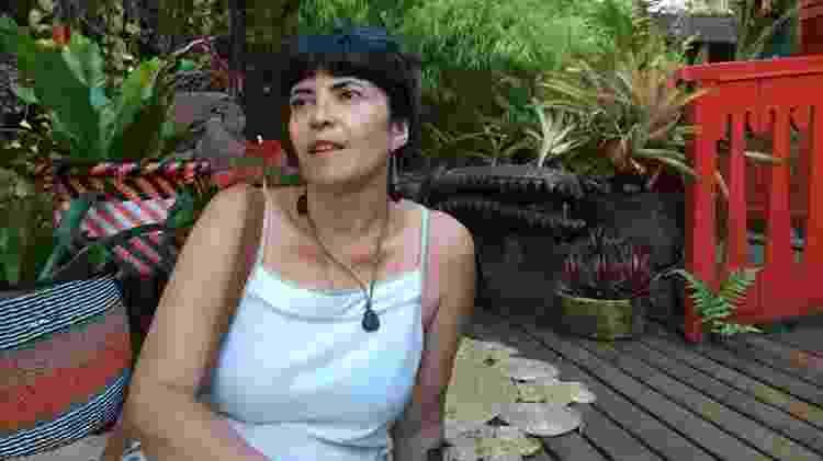 A escritora Micheliny Verunschk - Ricardo Bolognini - Ricardo Bolognini